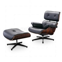 Eames Lounge chair And Ottoman - Reproduction
