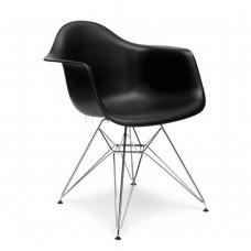 Eames DAR Chair Black insp by Charles Eames