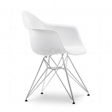 Eames DAR Chair White insp by Charles Eames