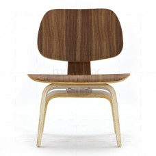 Eames LCW Chair Rose Wood - Reproduction
