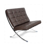 Barcelona Chair Brown